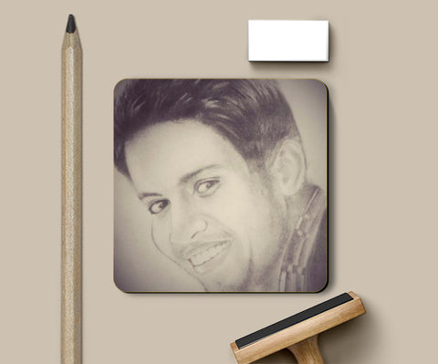 Coasters, Pencil sketch of an Indian Coaster | Bhushan Mandal, - PosterGully