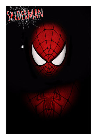 Wall Art, Spider Man Dark Wall Art | Artist: Abhishek Kanungo, - PosterGully