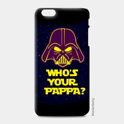 iPhone 6/6S Plus Cases, Who's Your Pappa iPhone 6 Plus/6S Plus Cases | Artist : Random Chinese Friend, - PosterGully