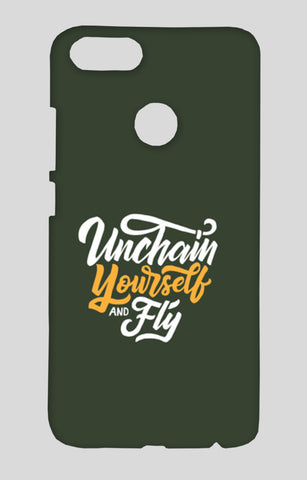 Unchain Yourself And Fly Xiaomi Mi-5X Cases | Artist : Inderpreet Singh
