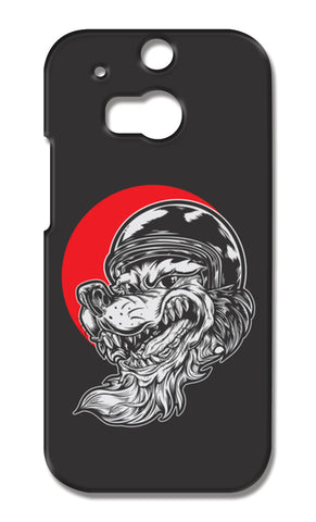 Gorilla HTC One M8 Cases | Artist : Inderpreet Singh