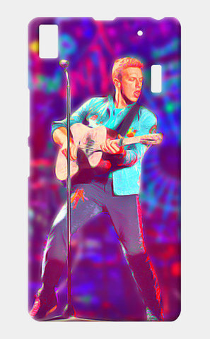 Chris Martin from Coldplay Lenovo A7000 Cases | Artist : Ayushi Jain
