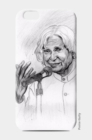 iPhone 6 / 6s, Sir APJ Abdul Kalam tribute iPhone 6 / 6s case | Artist:Sumit Sinha, - PosterGully