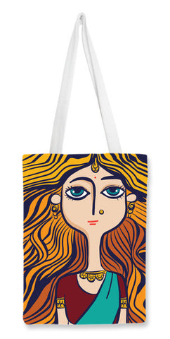 Tote Bags, indian Tote Bags | Artist : abhijeet sinha, - PosterGully