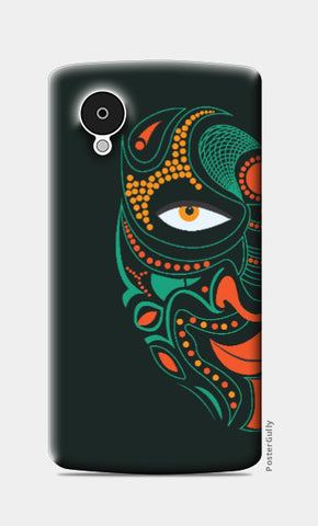 Nexus 5 Cases, Uttama Villain Nexus 5 Case | Piyush Singhania, - PosterGully