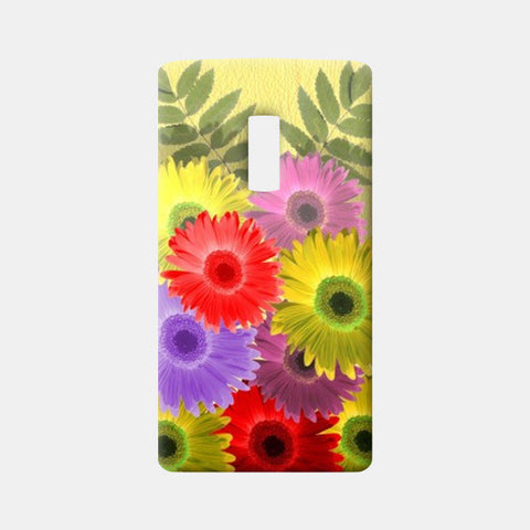 Floral One Plus Two Cases | Artist : Amar Singha