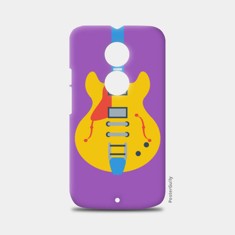 Moto X2 Cases, Guitar Moto X2 Cases | Artist : Gagandeep Singh, - PosterGully