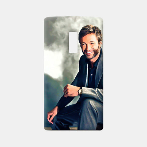 Hugh Michael Jackman One Plus Two Cases | Artist : Ayushi Jain