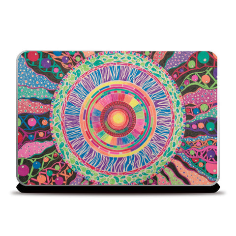 The third eye-2 Laptop Skins | Artist : Priyabrata Roy Chowdhury