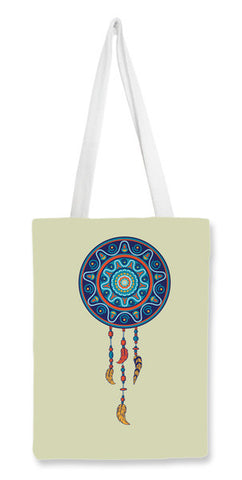 Tote Bags, Dreamcatcher Tote Bags | Artist : Poornima Kapoor, - PosterGully