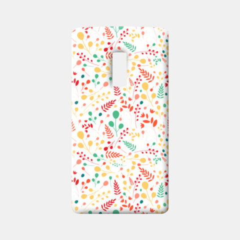 Floral seamless pattern One Plus Two Cases | Artist : Designerchennai