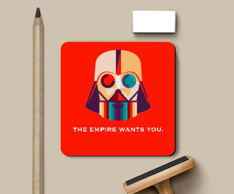 Coasters, The Empire Coaster | Artist: Raghav Puri, - PosterGully