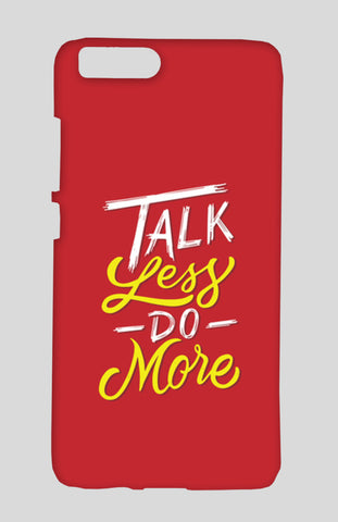 Talk Less Do More Xiaomi Mi-6 Cases | Artist : Inderpreet Singh