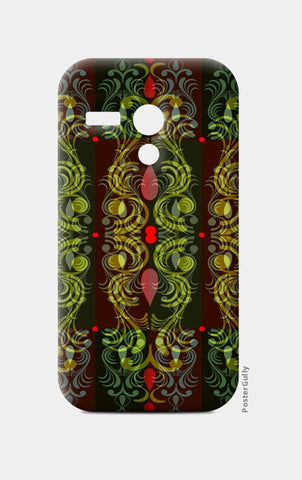 Ornamental Pattern Moto G Cases | Artist : Amar Singha
