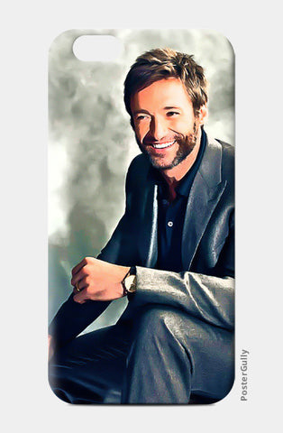 Hugh Michael Jackman iPhone 6/6S Cases | Artist : Ayushi Jain