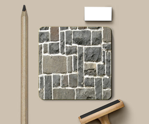 Coasters, Stone Wall Coasters | Artist : CK GANDHI, - PosterGully