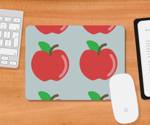 Apple Mousepad | Artist : Lakshana Raja