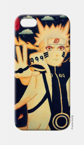 iPhone 5 Cases, Naruto-Blood moon iPhone 5 Case | Artist:Abhilash Katta, - PosterGully