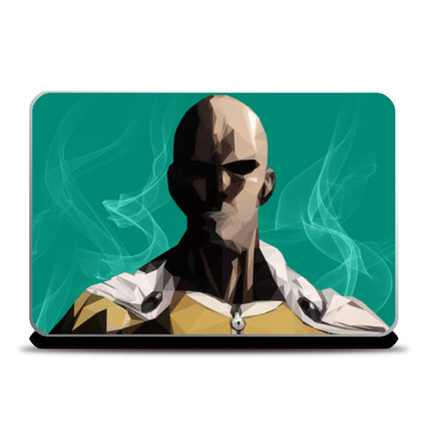 Laptop Skins, One Punch Man Laptop Skins | Artist : Shashanka Beshra, - PosterGully