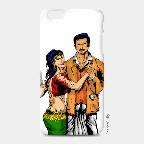 iPhone 6 Plus / 6s Plus Cases, bach ke bakshy! iPhone 6 Plus / 6s Plus Case | Hitender Singh, - PosterGully