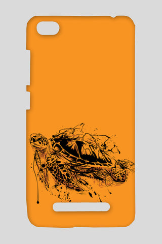 Turtle Redmi 4A Cases | Artist : Inderpreet Singh