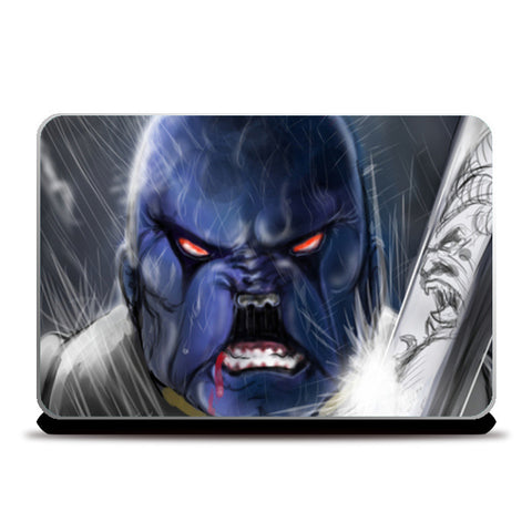 Laptop Skins, Fierce Doga RC  Laptop Skin | Artist : Draw On Demand, - PosterGully