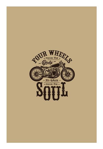 Motorcycle Club Wall Art PosterGully Specials