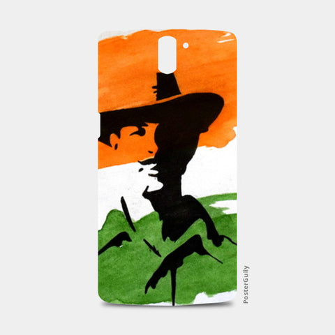 Bhagat Singh One Plus One Cases | Artist : Rahul Tanwar