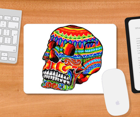 colorful life (after death) Mousepad | Artist : amit kumar