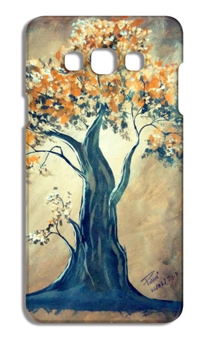 A tree Painting Samsung Galaxy A7 Cases | Artist : Pallavi Rawal