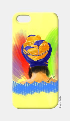 iPhone 5 Cases, Enlightenment Sikh iPhone 5 Case | Gagandeep Singh, - PosterGully