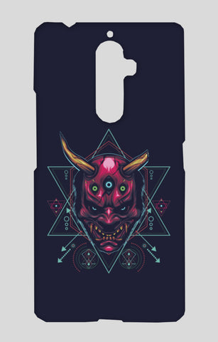 The Mask Lenovo K8 Note Cases | Artist : Inderpreet Singh