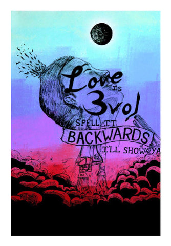 Wall Art, Eminem- Love is Evol Wall Art | Nikhil Nitin Lokhande, - PosterGully
