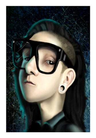 Wall Art, skrillex Wall Art | Artist : vashu savani, - PosterGully