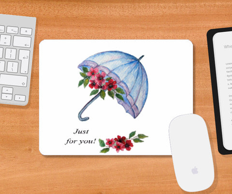 Mousepad, Just For You Mousepad I Artist: Seema Hooda, - PosterGully