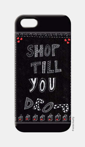 iPhone 5 Cases, Shop till you drop iPhone 5 Case | Artist: Janeesha, - PosterGully