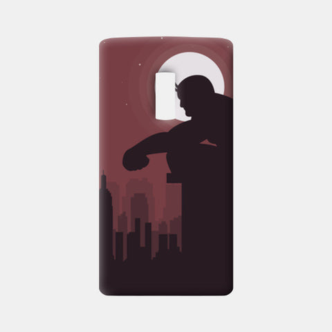 Daredevil One Plus Two Cases | Artist : Darshan Gajara's Artwork