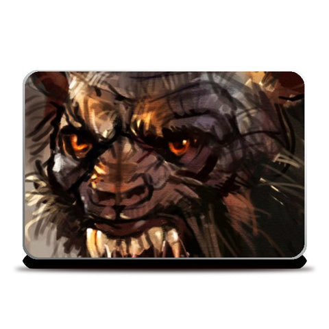 Laptop Skins, fear Laptop Skin | kishore ghosh, - PosterGully
