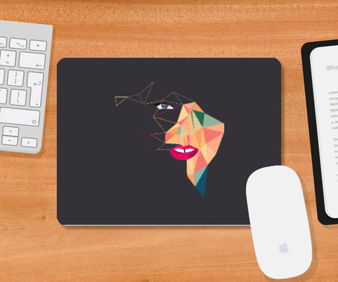 Mousepad, Being me Mousepad | Artist: Jaiwant Pradhan, - PosterGully