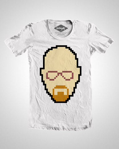 T Shirts, Breaking Bad Pixels T-Shirt, - PosterGully