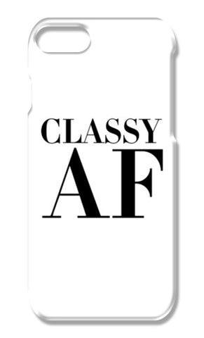 Classy AF iPhone 7 Plus Cases | Artist : Stuti Bajaj