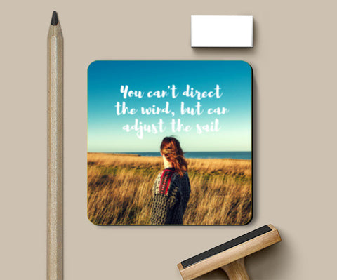 PosterGully Coasters, My Way, My Road Coasters | Artist : PUJA KUMAR, - PosterGully
