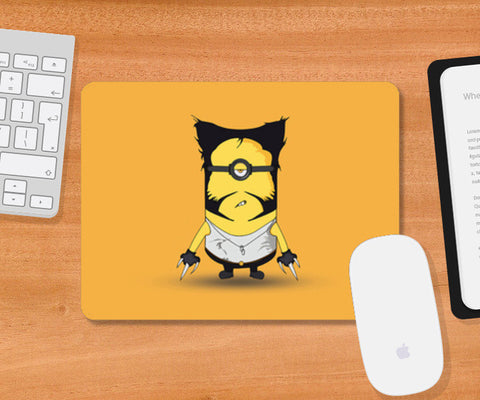 wolverinion Mousepad | Artist : Nihal Dad Khan
