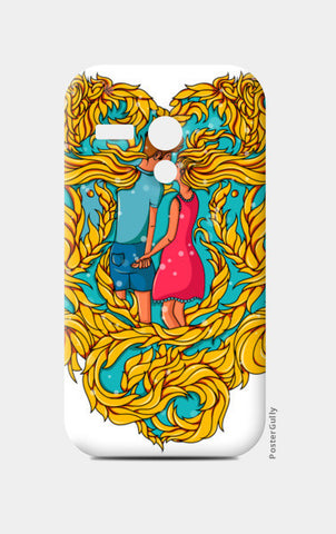 Forever in Love Moto G Cases | Artist : Harsimran sain