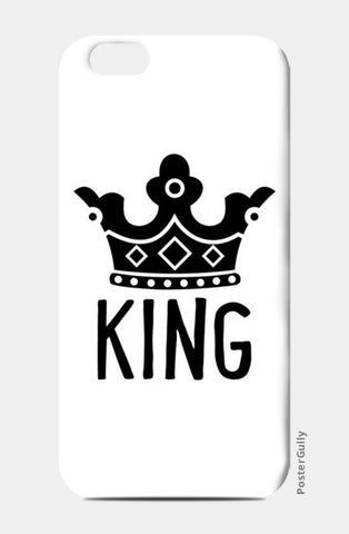 KING iPhone 6/6S Cases | Artist : Dhruv Narelia
