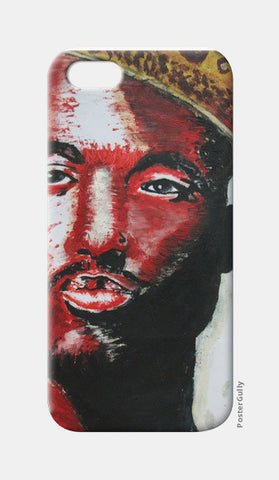Tupac @srijana's iPhone 5 Cases | Artist : srijana giri