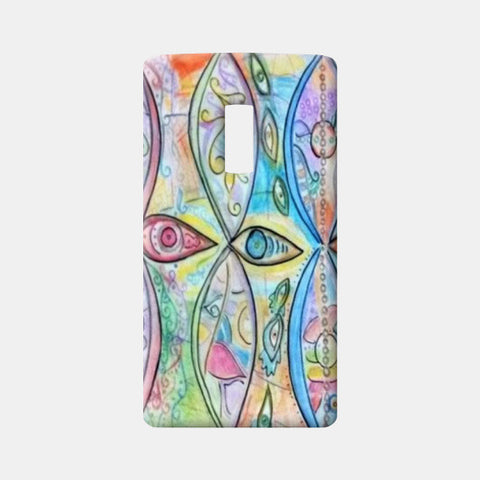 One Plus Two Cases, third eye One Plus Two Cases | Artist : Himani Chhabra, - PosterGully