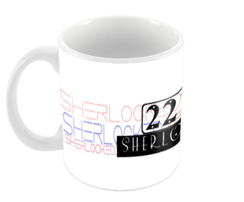 sherlocked Coffee Mugs | Artist : atul Kumar