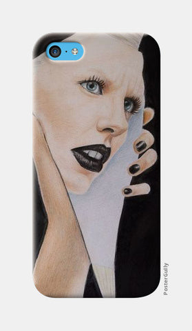 lost lady iPhone 5c Cases | Artist : Pratigya Berwal