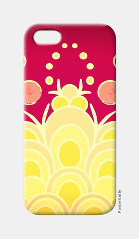 Bubbles iPhone 5 Cases | Artist : Pratyasha Nithin